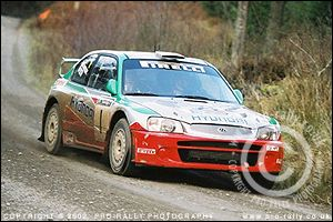 2003 Grizedale Stages Rally