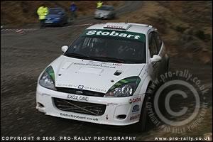 2005 Malcolm Wilson Rally