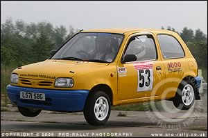 2005 Weeton F1000 Stages