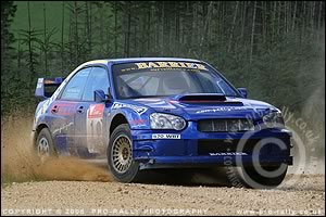 2005 Speyside Stages