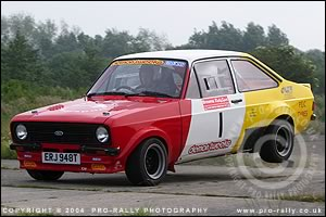 2005 Weeton Stages