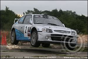 2005 Hall Trophy Stages