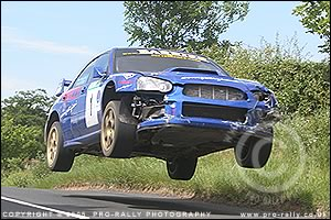 2005 Jim Clark Reivers Rally