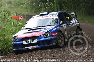 2007 Dukeries Rally