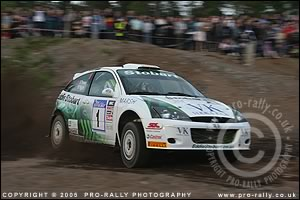2005 RSAC Scottish Rally