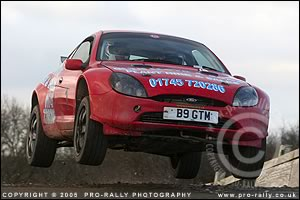 2005 Neil Howard Stages Rally