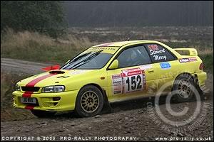 2005 Trackrod National Rally
