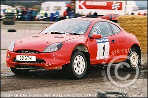 1999 Park Hall Rally Photos