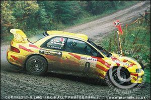 2002 Cambrian Rally