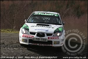 2007 Malcolm Wilson Rally
