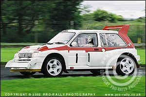 2002 Weeton Stages