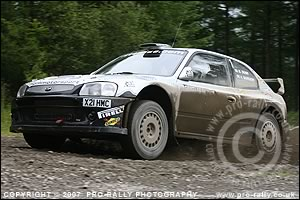 2007 Swansea Bay National Rally