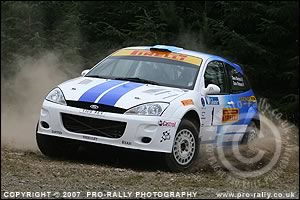 2007 Speyside Stages
