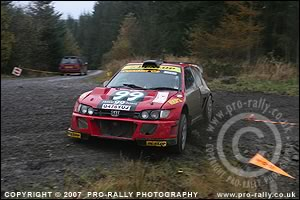 2007 Cambrian Rally Photos