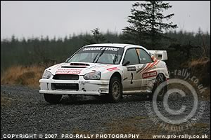 2007 Grizedale Stages Rally