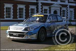 2006 North West Stages