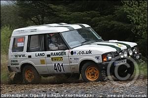 2006 Pirelli Land Rover Rally