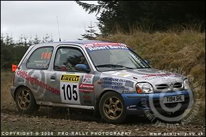 2006 Pirelli Stars of the Future Rally