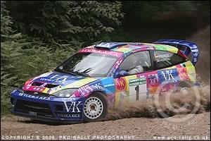2006 Dukeries Rally