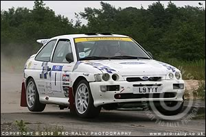 2006 Weeton Camp Stages