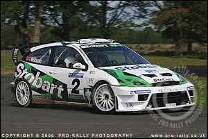 2006 Pendragon Stages Rally