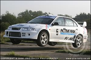 2006 Hall Trophy Stages
