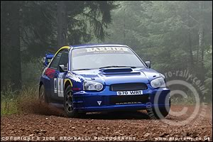 2006 Colin McRae Forest Stages Photos