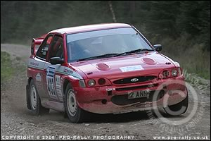 2006 Trackrod Clubman Rally