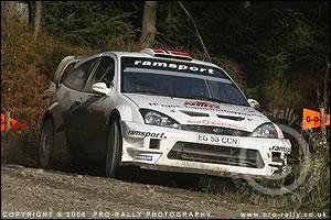 2006 Cambrian Rally Photos