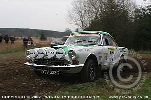 2007 Pirelli Historic Rally