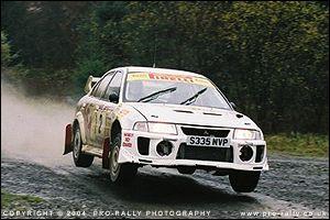 2004 Cambrian Rally