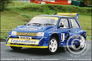 2004 Procare Stages