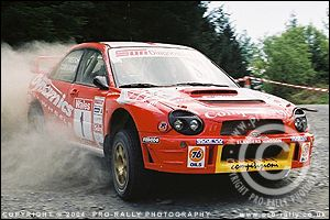 2004 International Rally of Wales