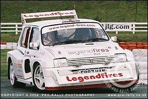 2004 Keith Wood Memorial Rally