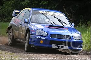 2005 RSAC Scottish National Rally