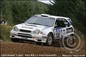 2007 Colin McRae Forest Stages
