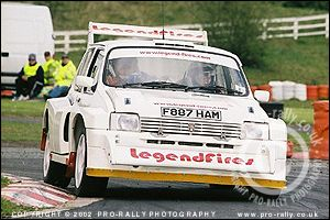 2003 Procare Stages