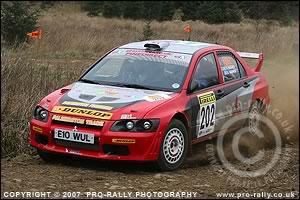 2007 Pirelli National Rally