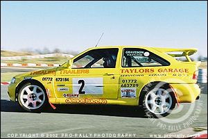 2003 Roskirk Stages