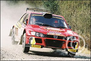 2003 Astra Stages