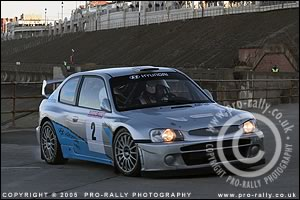 2005 North West Stages Photos