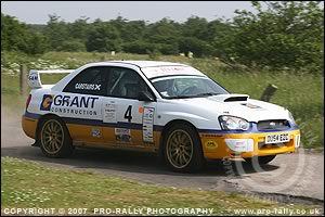 2007 Weeton Stages