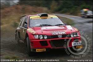2005 Cambrian Rally