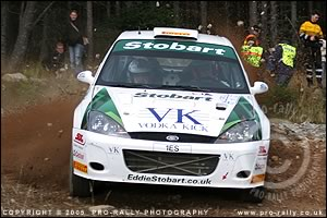2005 Colin McRae Forest Stages