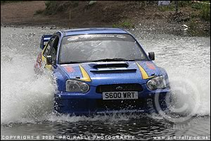 2005 Jim Clark National Rally
