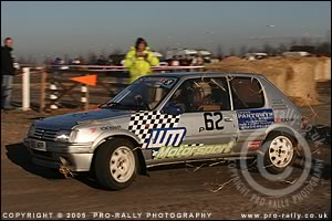 2005 Park Hall Stages Rally