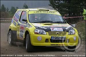 2005 Trackrod Stars of the Future Rally