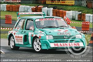 2002 Tyre'd Goat Stages