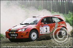 2002 Dukeries Rally