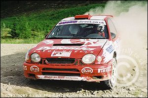 2002 RSAC Scottish Rally